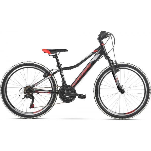 Kross HEXAGON JR 1.0 M 24 - Dětské kolo