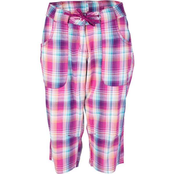 a9083addd387 Willard LENTIL - Dámské plátěné 3 4 kalhoty