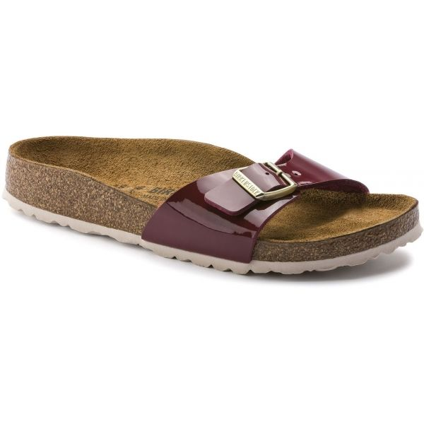 Birkenstock MADRID BF - Dámské pantofle