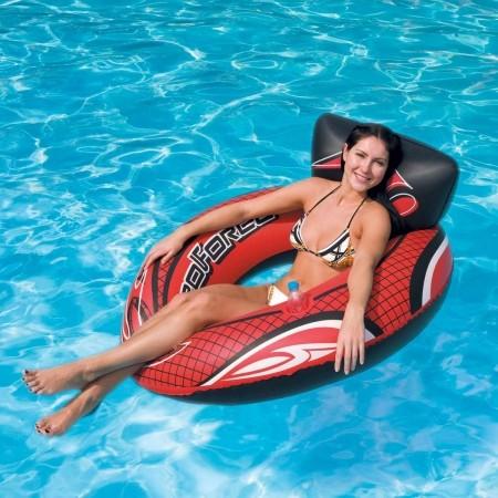 47 Hydro-Force Swim Tube - Nafukovací kruh - Bestway 47 Hydro-Force Swim Tube