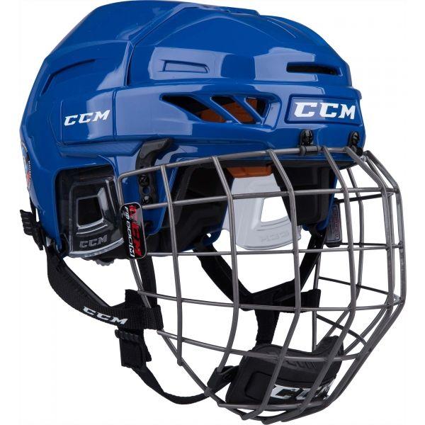 CCM FITLITE 90 COMBO SR - Hokejová helma
