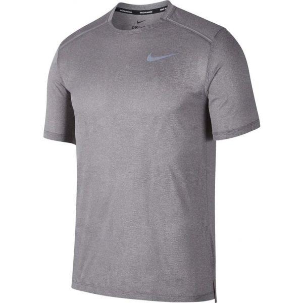 Nike DRY COOL MILER TOP SS - Pánské běžecké triko
