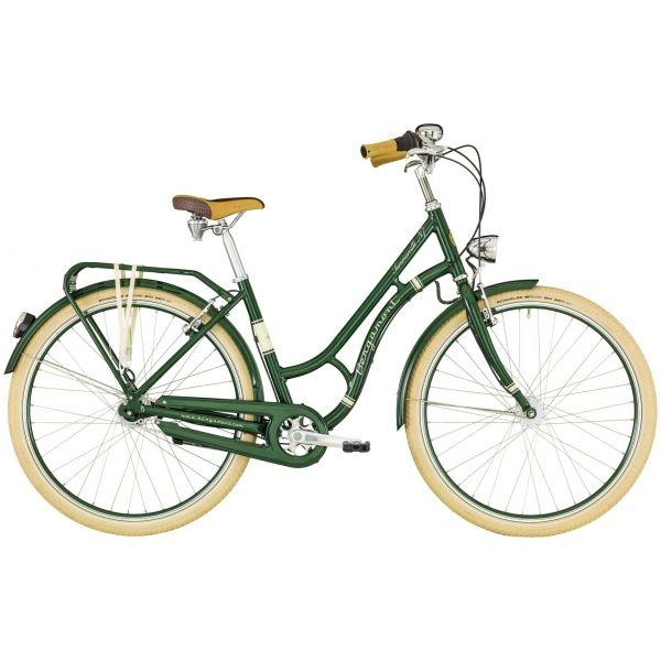 Bergamont SUMMERVILLE N7 FH W - Dámské městské retro kolo