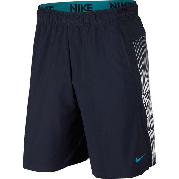 Nike DRY SHORT 4.0 LV - Pánské sportovní kraťasy