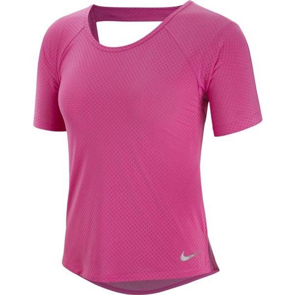Nike MILER TOP SS BREATHE - Dámské tričko
