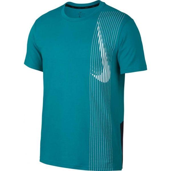 Nike DRY TOP SS LV - Pánské tričko