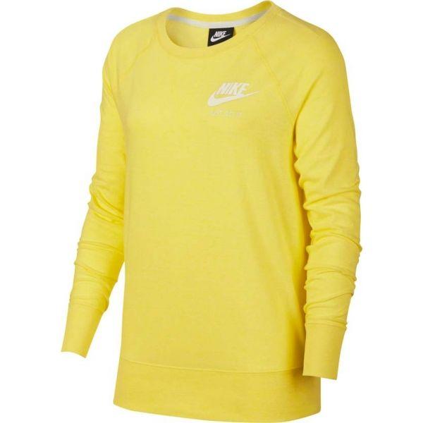 4174a7ad215e Nike NSW GYM VNTG CREW - Dámské tričko