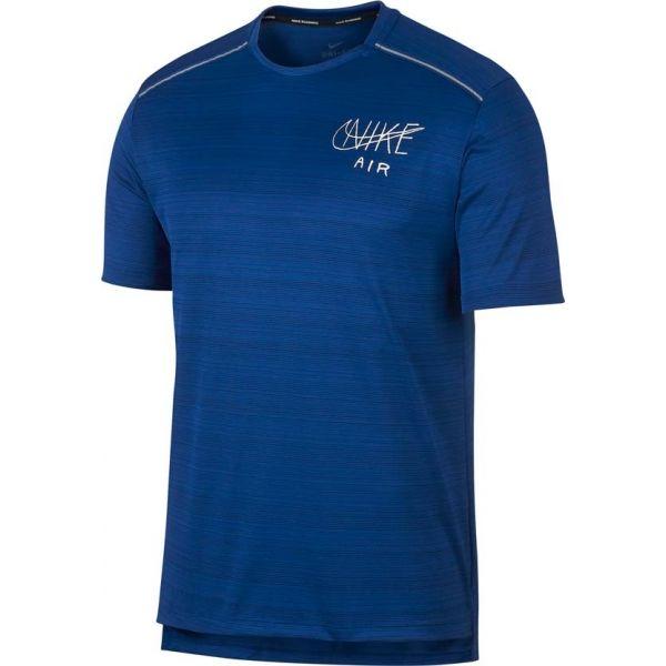 Nike M DRY MILER TOP SS GX HBR - Pánské sportovní triko