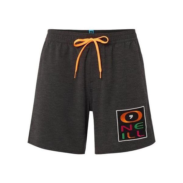O'Neill PM RE-ISSUE LOGO SHORTS - Pánské šortky do vody