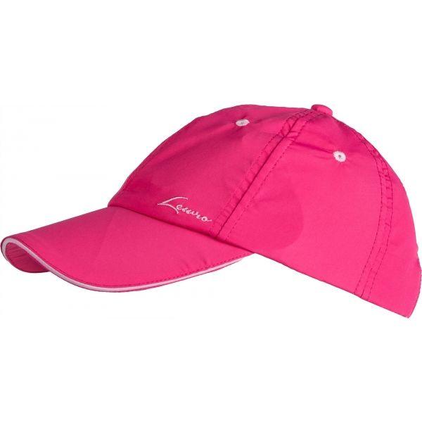 Lewro DARE - Chlapecká čepice s kšiltem