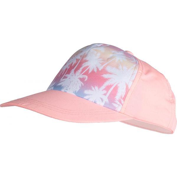 Lewro PALIMA - Dívčí čepice s rovným kšiltem