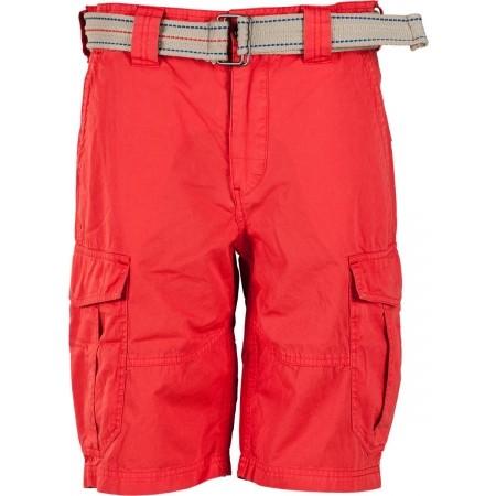 CARGO SHORTS WITH BELT - Pánské šortky - Russell Athletic CARGO SHORTS WITH BELT - 2