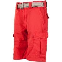 Russell Athletic CARGO SHORTS WITH BELT - Pánské šortky