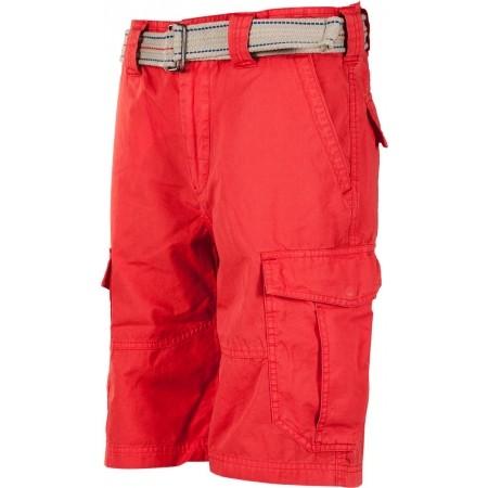 CARGO SHORTS WITH BELT - Pánské šortky - Russell Athletic CARGO SHORTS WITH BELT - 1