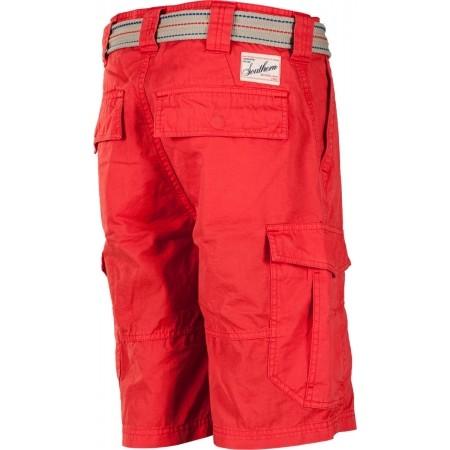 CARGO SHORTS WITH BELT - Pánské šortky - Russell Athletic CARGO SHORTS WITH BELT - 3
