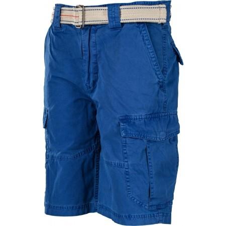 CARGO SHORTS WITH BELT - Pánské šortky - Russell Athletic CARGO SHORTS WITH BELT - 4
