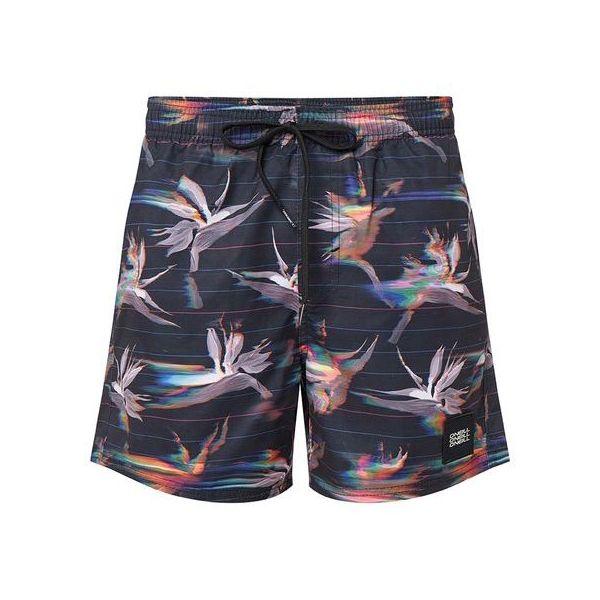 O'Neill PM SUMMER-FLORAL SHORTS - Pánské šortky do vody