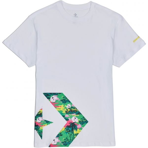 Converse STAR CHEVRON INFILL RELAXED TEE - Dámské triko