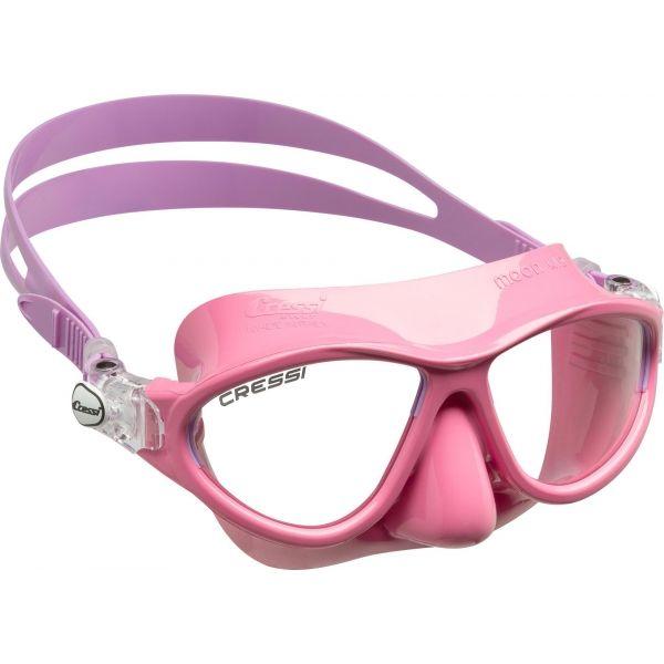 Cressi MOON JR MASK - Juniorská potápěčská maska