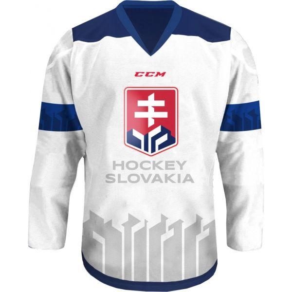 CCM DRES S VÝŠIVKOU LOGO SZLH 18/19 - Hokejový dres