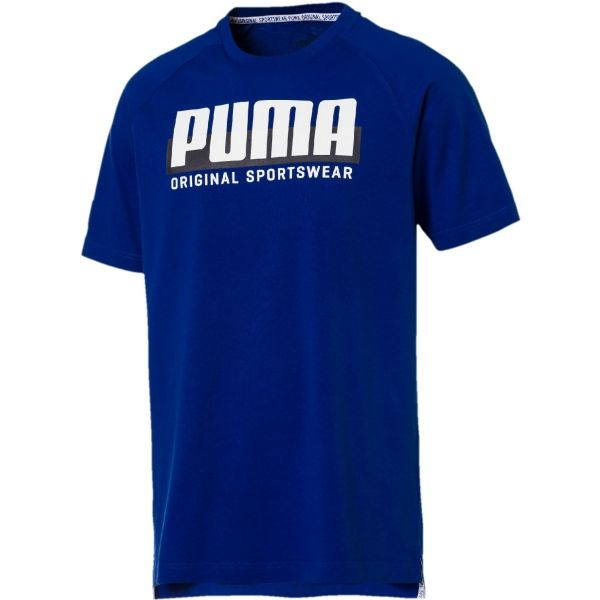 4dd4659138bfd Puma style athletics graphic tee levně | Blesk zboží