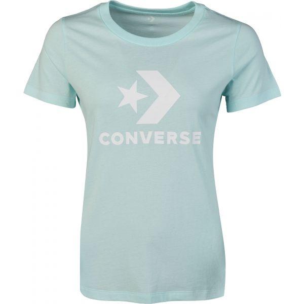 Converse STAR CHEVRON CORE SS TEE - Dámské triko