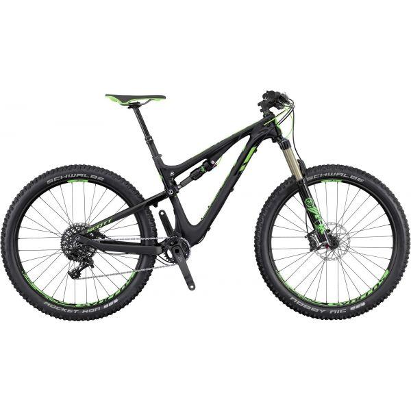 Scott GENIUS 710 PLUS - Celoodpružené trailové horské kolo