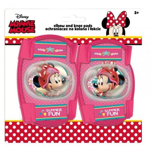 Disney CHRÁNIČE LOKTY + KOLENA - Dětské chrániče
