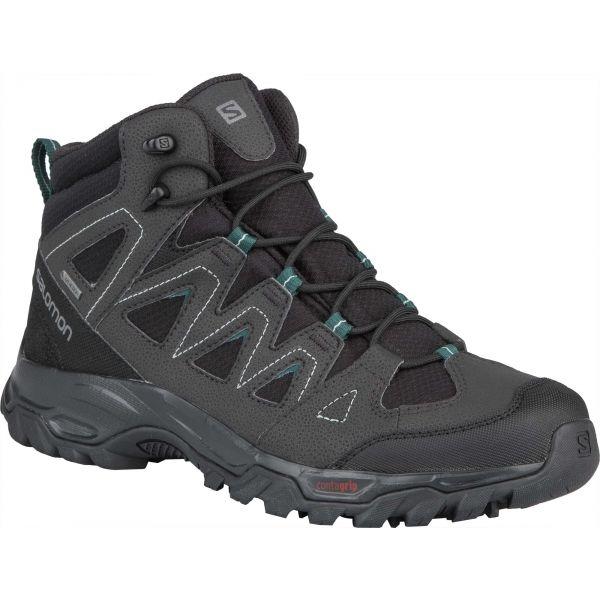 Salomon LYNGEN MID GTX - Pánská hikingová obuv