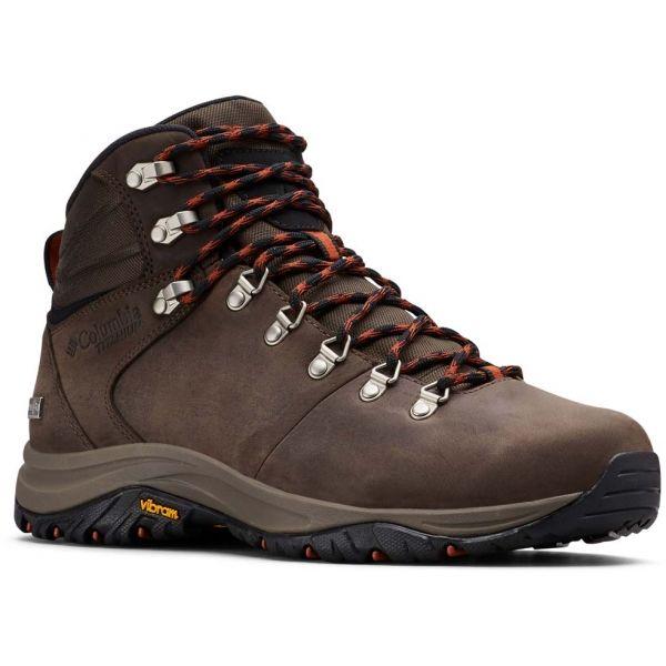 Columbia 100MW TITANIUM OUTDRY - Pánské outdoorové boty