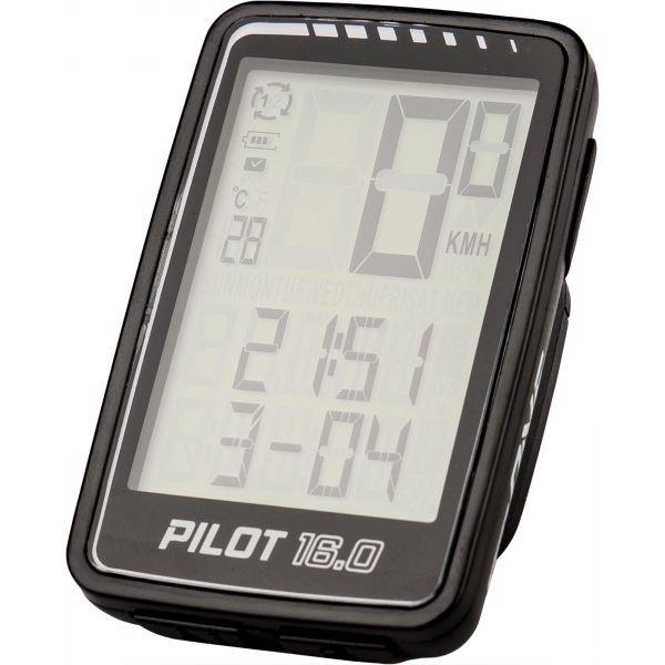One PILOT 16.0 ATS - Bezdrátový cyklo computer