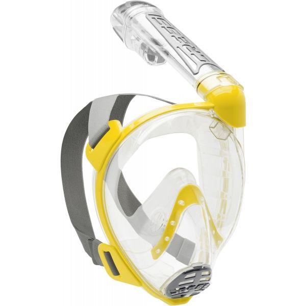 Cressi DUKE - Celoobličejová šnorchlovací maska