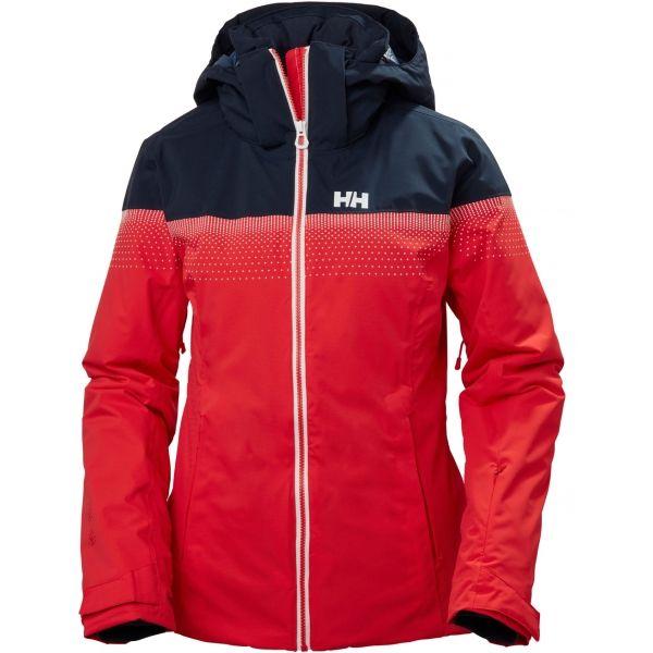 Helly Hansen MOTIONISTA LIFALOFT JACKET W - Dámská lyžařská bunda