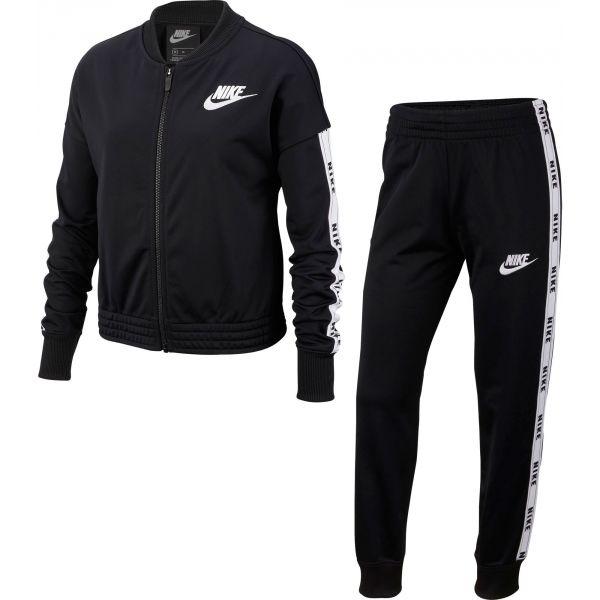 Nike NSW TRK SUIT TRICOT - Dívčí souprava