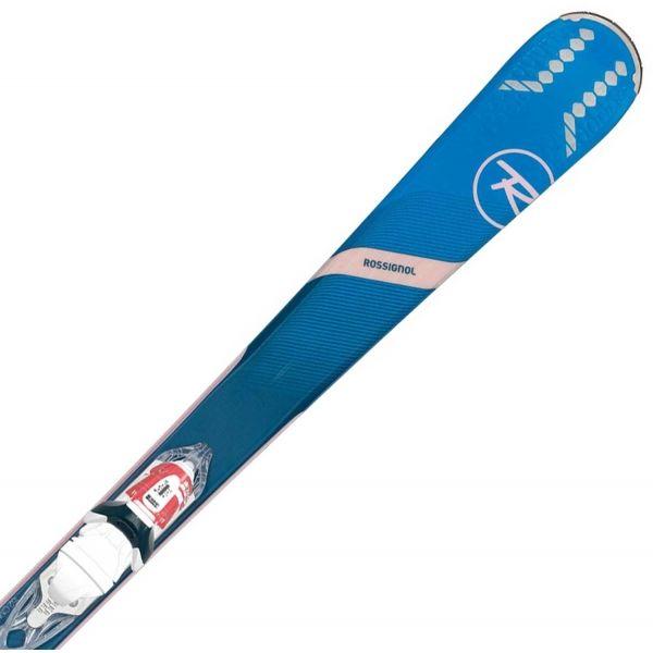 Rossignol EXPERIENCE 74 W XPRESS + XPRESS W 10 B83 - Dámské sjezdové lyže