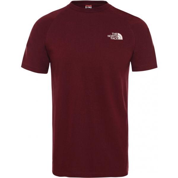 The North Face S/S NORTH FACE TEE - Pánské tričko