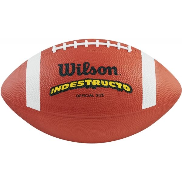 Wilson OFFICIAL TN RUBBER FOOTBALL - Mič na americký fotbal