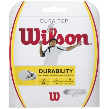 DURAMAX TOP - Badmintonový výplet - Wilson DURAMAX TOP