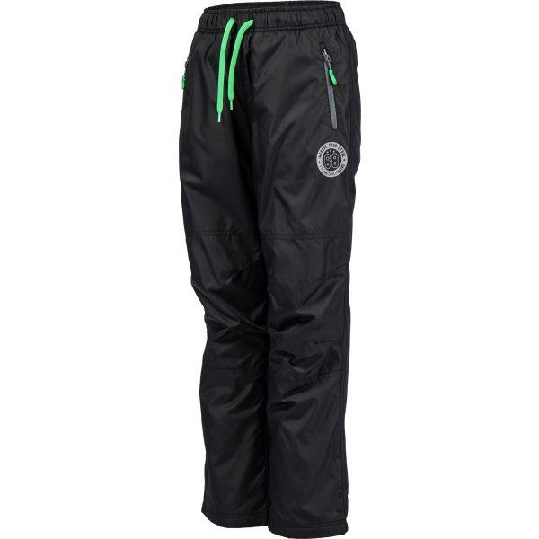 Lewro MILAN - Dětské zateplené kalhoty