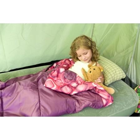 SALIDA RECTANGULAR - Dětský dekový spací pytel - Coleman SALIDA RECTANGULAR - 3