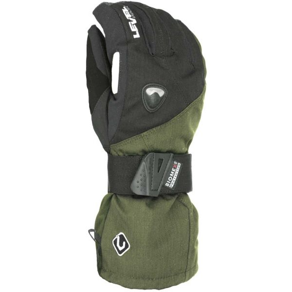 Level FLY CLAY - Pánské snowboardové rukavice