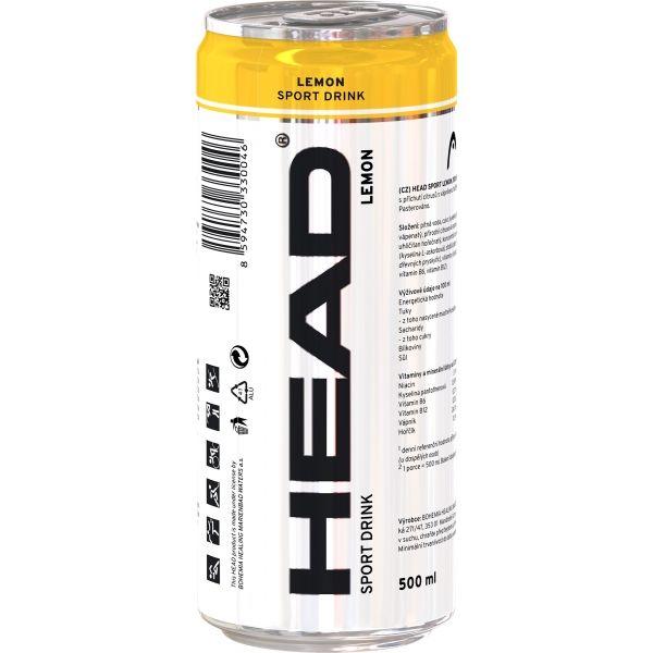 Head SPORT DRINK 500ML - Sportovní nápoj