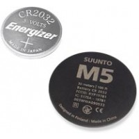 Suunto M5 BATTERY REPLACEMENT KIT - Sada baterie a zadního krytu - Suunto