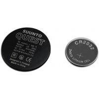 Suunto QUEST BATTERY REPLACEMENT KIT - Sada baterie a zadního krytu - Suunto