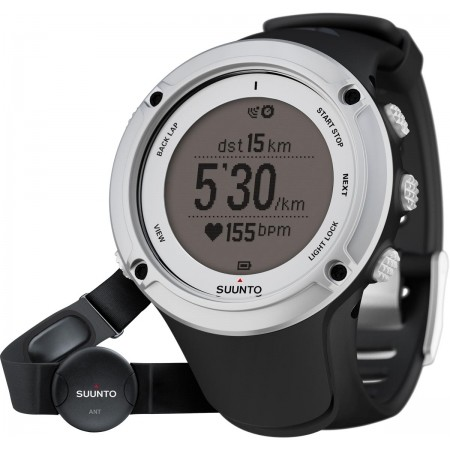 AMBIT2 HR - GPS pro průzkumníky a sportovce s hrudním pásem - Suunto AMBIT2 HR