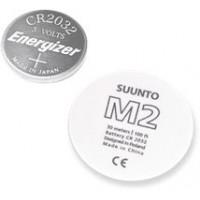 Suunto M2 WHITE BATTERY REPLACEMENT KIT - Sada baterie a zadního krytu. - Suunto