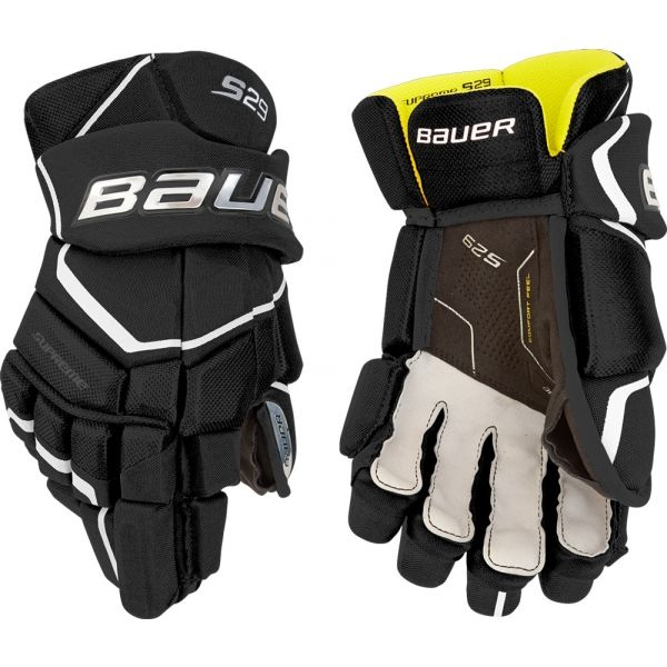 Bauer SUPREME S29 GLOVE JR - Hokejové rukavice