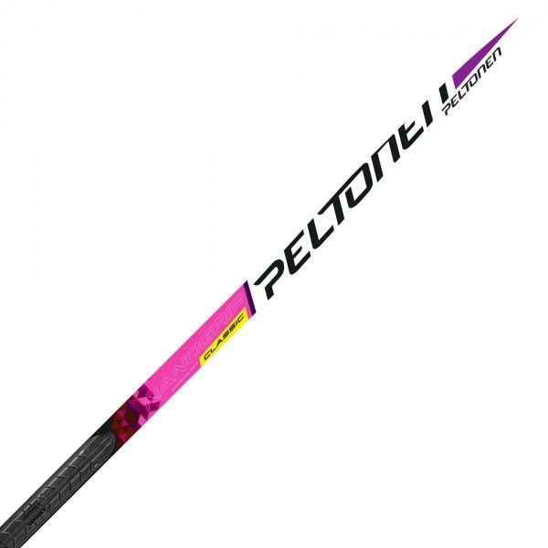 Peltonen NANOGRIP FACILE W NIS + PERFORM CL - Dámské klasické běžecké lyže s podporou stoupání