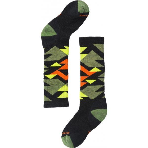 Smartwool WINTERSPORT NEO NATIVE - Dětské zimní ponožky