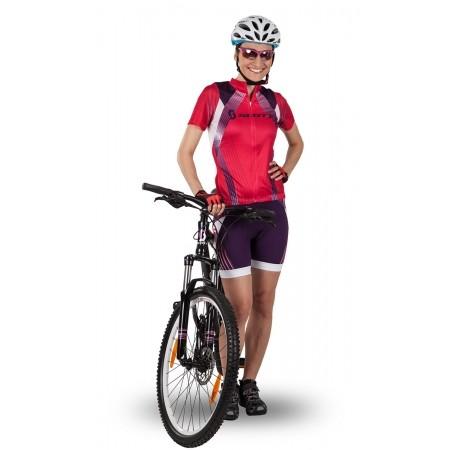 SHIRT W SHADOW PRO SSL - Dámský cyklistický dres - Scott SHIRT W SHADOW PRO SSL - 5